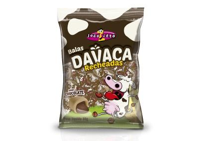 Bala da Vaca chocolate
