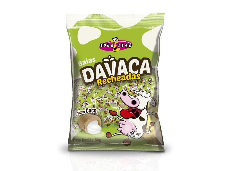 Bala da Vaca Coco